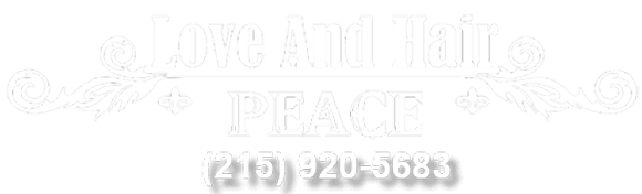 Love And Hair Peace logo image